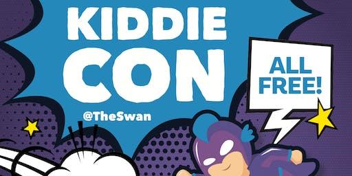 KiddieCon at The Swan - Superhero Prop Making