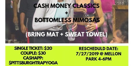 Cash Money Hits Trap Yoga tickets