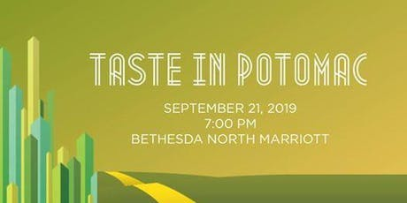12th Annual Taste In Potomac tickets
