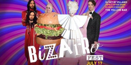 Bizarro Fest by Villanis - The Yellow Bar