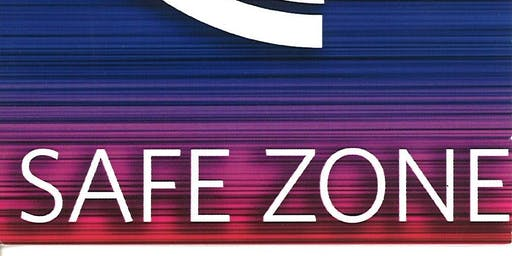 Fall Semester Safe Zone Training