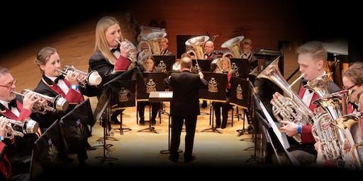 Curioscillations, St David's Brass Band