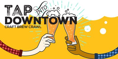 2019 Tap into Downtown