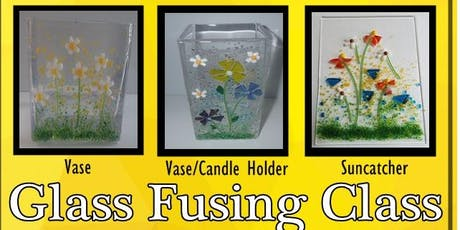 Glass Fusing Party tickets