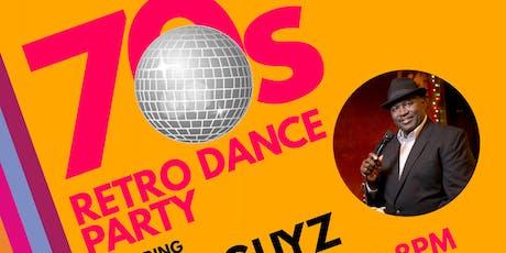 70s Dance Party featuring Deas Guyz tickets