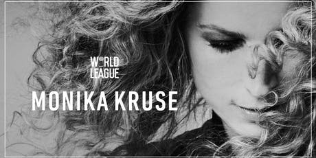 World League w/ Monika Kruse & Nick Curly Tickets