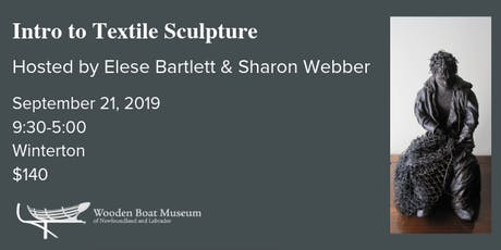 Intro to Textile Sculpture tickets