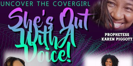 """Uncover the Cover Girl Conference """"She's Out"""" tickets"""