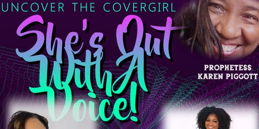 "Uncover the Cover Girl Conference ""She's Out"""