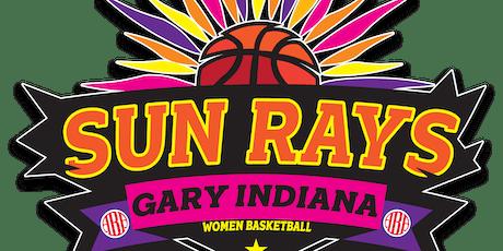 Gary,IN Sun-Rays Season Opener - WABA  tickets
