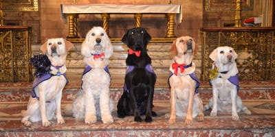 Canine Partners Arundel Carol Service