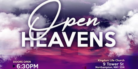 ASCENSION - OPEN HEAVENS tickets