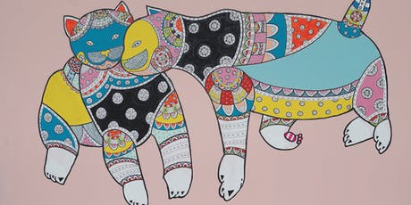 Animals in Japanese Outsider Art - Exhibition Opening Event tickets