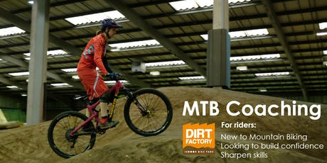 Mountain Bike Coaching tickets