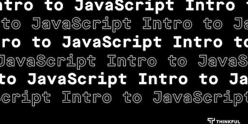 Thinkful Webinar | Intro to JavaScript: Build a Virtual Pet
