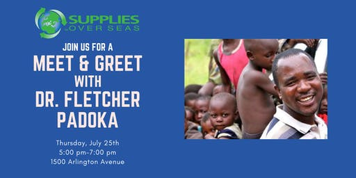 Meet & Greet with Fletcher Padoka