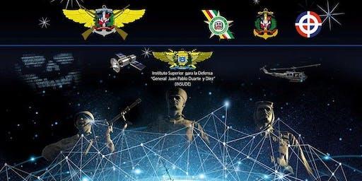 """Simposio Ciberseguridad, Ciberdefensa """"LAS AMENAZAS EN EL CIBERESPACIO""""."""