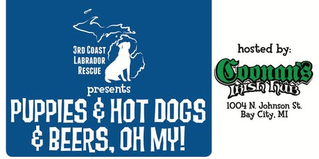 Puppies & hot dogs & beers, oh my! tickets