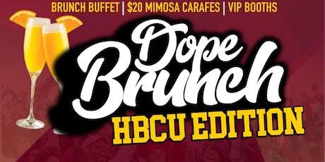 DopeBrunch: The Dopest Brunch in the RDU!! tickets