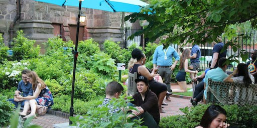 Members-only Garden Party with a preview of fall events