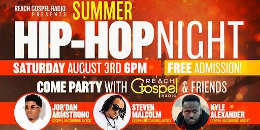 SUMMER HIP-HOP NIGHT - Newark, DE