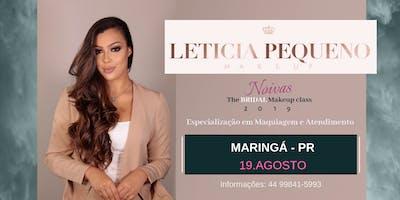 Curso de Maquiagem  profissional by Leh Pequeno - Maringá