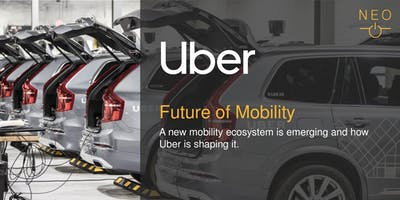 NEO Keynote - Uber: Future of Mobility