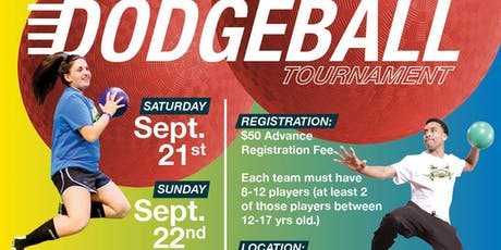 RIVER CITY DODGEBALL TOURNAMENT tickets