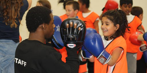 Boxing Camp with Dagenham Boxing Club - 12 to 13 Aug - 11 to 14 year olds