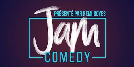 La Jam Comedy billets