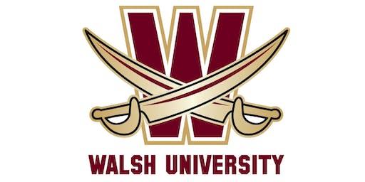 Walsh University Men's Lacrosse Prospect Day 2019