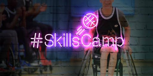 South West - Wheelchair Basketball Skills Camp