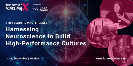 Harnessing Neuroscience to Build High-Performance Cultures (Munich) Tickets