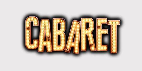Crowdfunder Cabaret - Eigengrau tickets