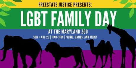 LGBT Family Day at the Maryland Zoo tickets