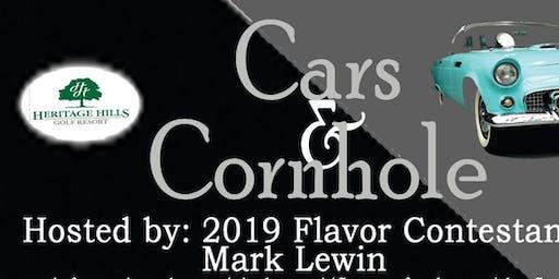 Cars and Cornhole
