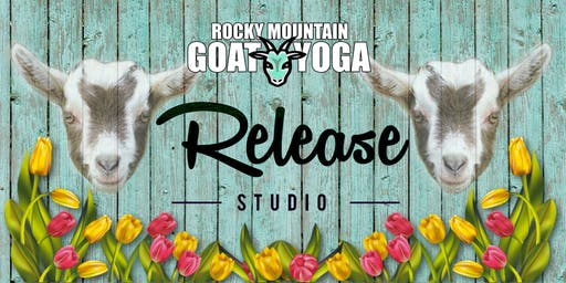 Goat Yoga - August 4th (Release Studio)
