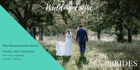 Stanneylands Hotel Wedding Fayre tickets