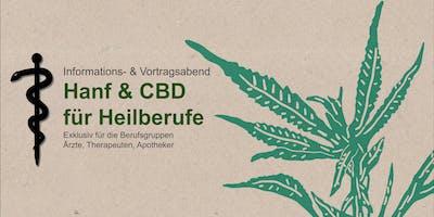 """Informations- & Vortragsabend """"Hanf & CBD für Heilberufe"""""""