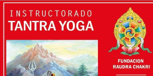 Instructorado de Tantra Yoga
