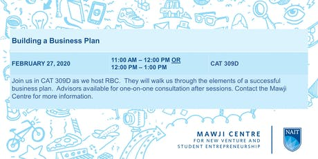 Ain't No Plan Like a Business Plan - Session 1 tickets