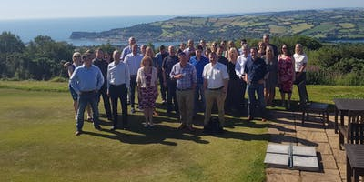 South Devon Business Club - 2nd Meeting - Teignmouth Golf Club, Haldon