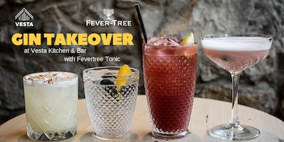 Vesta Bar & Kitchen Gin Takeover