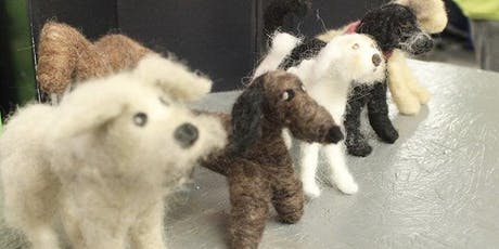 Felt your dog -3D animal workshop tickets