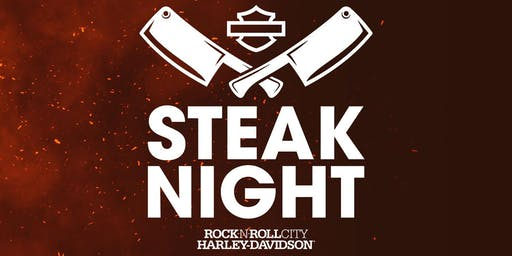 RNR July Charity Steak Night