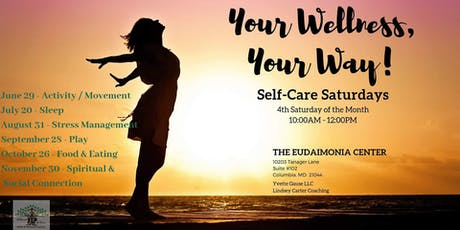 Your Wellness Your Way! tickets