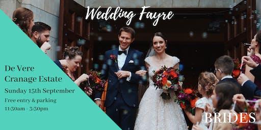 De Vere Cranage Estate Wedding Fayre
