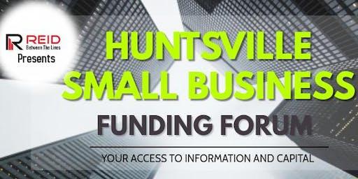 Huntsville Small Business Funding Forum