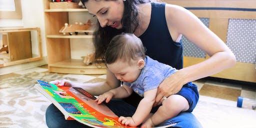 Baby Buds Book Club