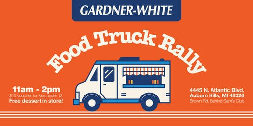 Gardner-White Food Truck Rally